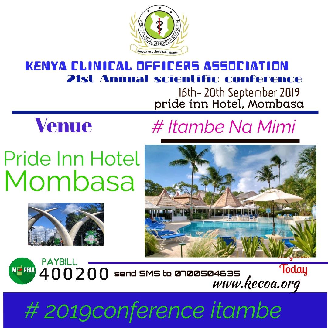 Home - Kenya Clinical Officers Association